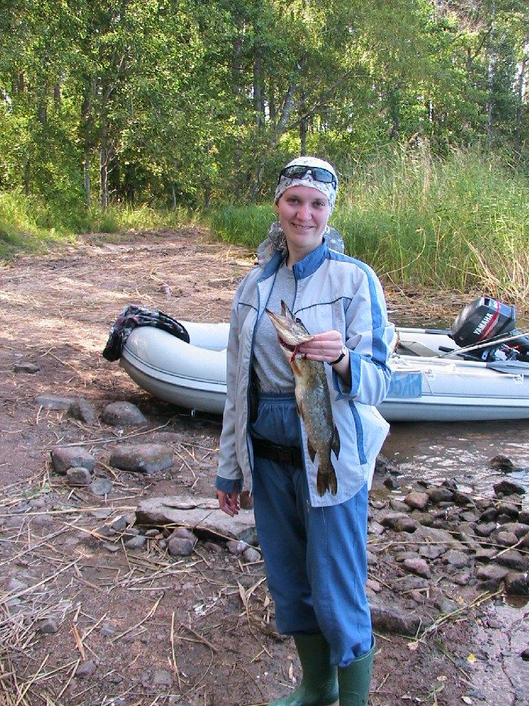 Рыбалка на Вуоксе: базы отдыха, места, рыбалка в Ленинградской области на Вуоксе